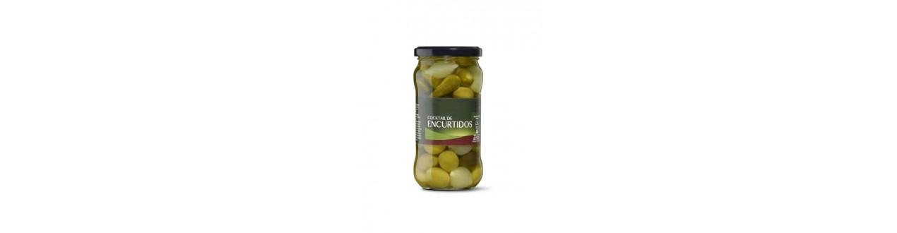 Olive e sottaceti