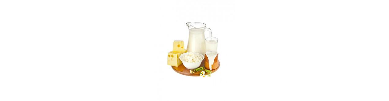 Colazione e latticini