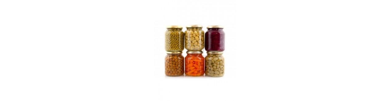 Conserve e piatti combinati